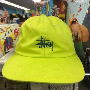 newer Stussy strap hat